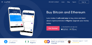 Luno Nigeria Bitcoin Exchange