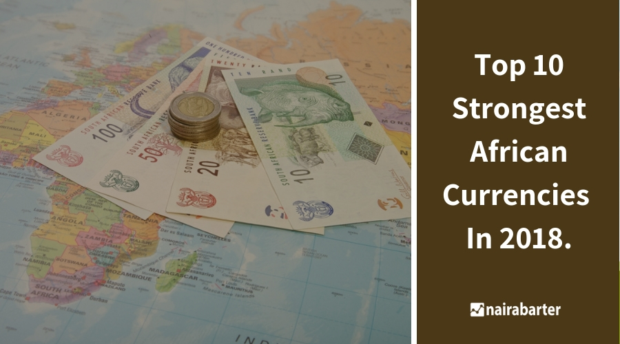 stongest african currencies